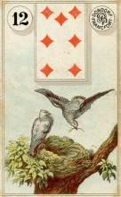 Lenormand Birds Card Meaning