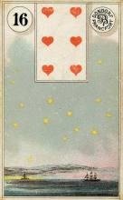 Lenormand Stars Card Meaning