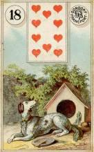 Lenormand Dog Card Meaning