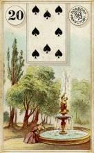 Lenormand Garden Card Meaning