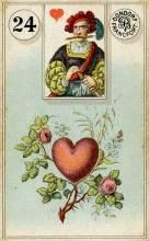 Lenormand Heart Card Meaning