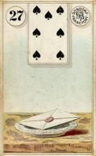 Lenormand Letter Card Meaning