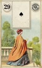 Lenormand Lady Card Meaning