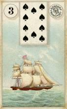 Lenormand Ship Card Meaning
