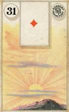 Lenormand Sun Card Meaning