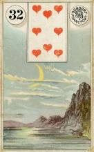 Lenormand Moon Card Meaning