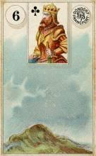Lenormand Clouds Card Meaning