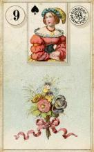Lenormand Flowers Card Meaning