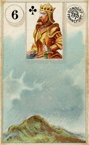 Lenormand - 6.The Clouds