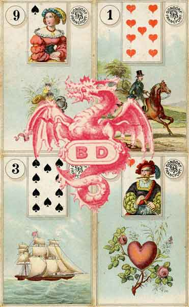 Dondorf Lenormand Box Cover
