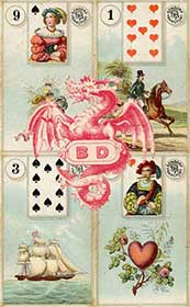 Dondorf Lenormand Cover