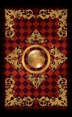 Gilded Reverie Lenormand, Sample Deck card #1