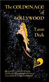 The Golden Age of Hollywood Tarot Cover