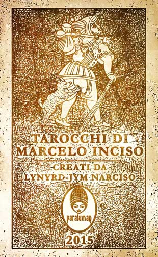 Tarocchi Di Marcelo Inciso Box Cover