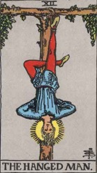 The Hanged Man Card Meaning