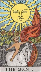 The Sun Tarot card meaning and interpretation