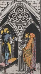 3 of Pentacles Tarot card meaning and interpretation